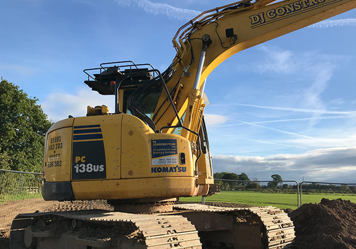 Dj Construction Construction Amp Groundworks West Midlands